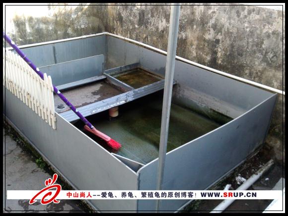 PVC大型养龟池